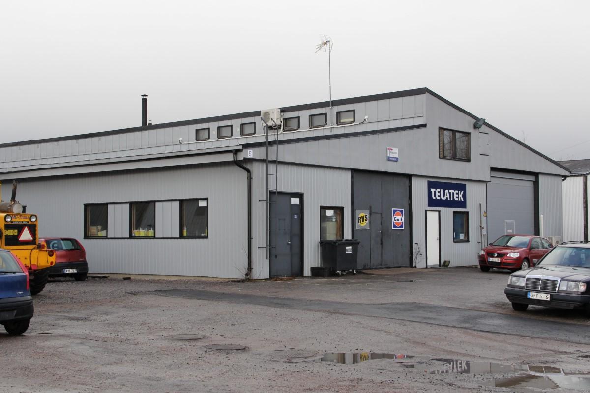 Yrittäjäntie 5, Ölstens, Porvoo
