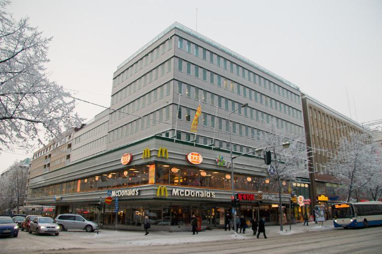 Toimitila, Hämeenkatu 5, Keskusta, Tampere