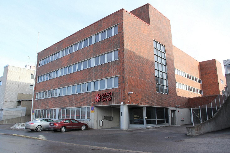 Toimitila, Niittyläntie 5, Metsälä, Helsinki
