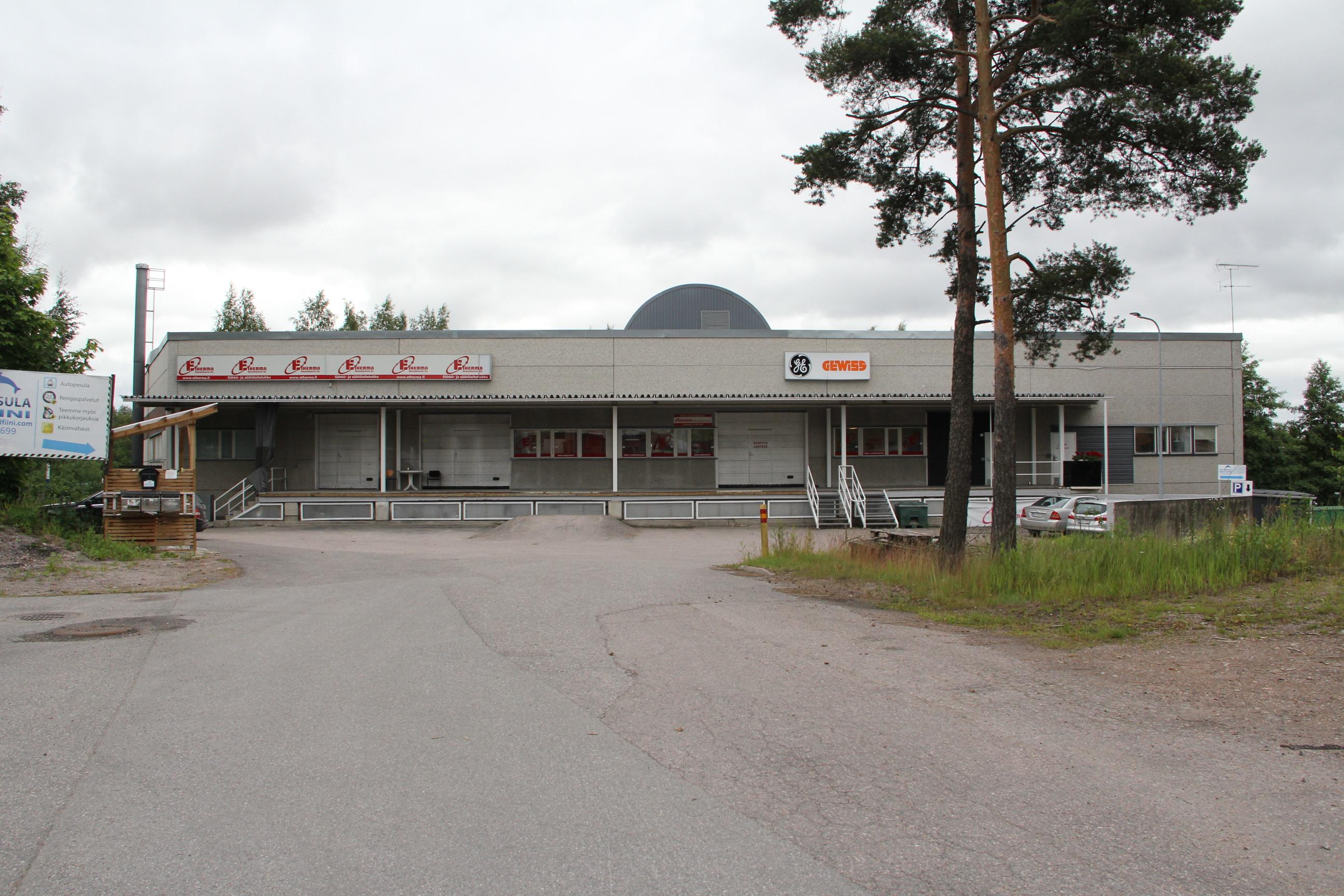 Toimitila, Kiitoradankuja 9, Veromies, Vantaa