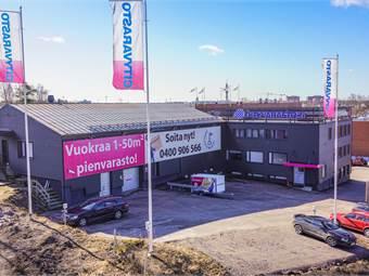 Toimitila, Läkkisepänkuja 7, Metsälä, Helsinki
