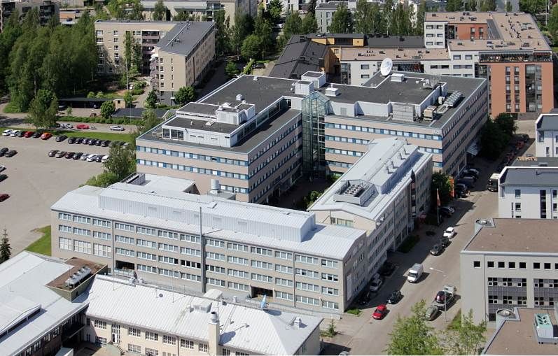 Toimitila, Kutomotie 16-18, Pitäjänmäki, Helsinki
