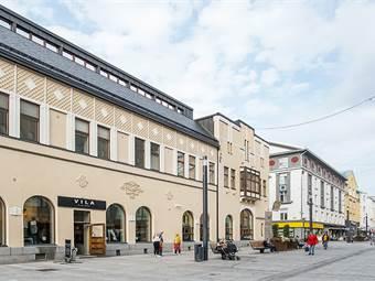 Toimitila, Kirkkokatu 12, Keskusta, Oulu