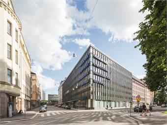 Toimitila, Töölönkatu 4, Etu-Töölö, Helsinki