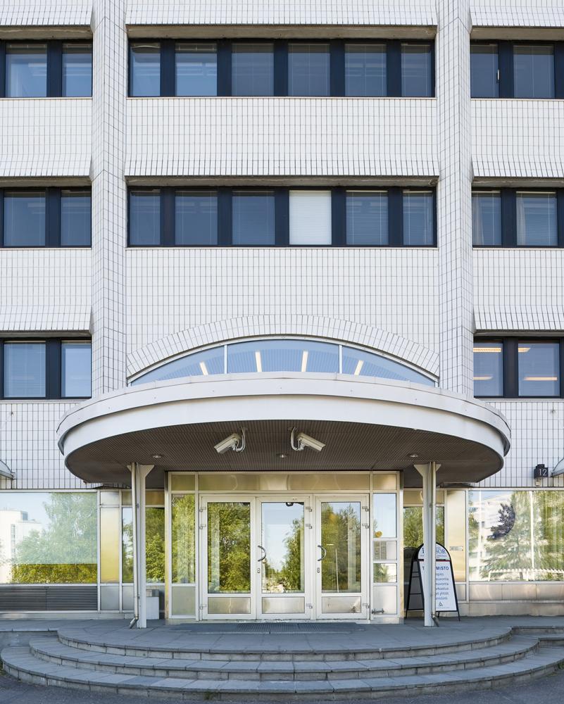 Sinikalliontie 12, Mankkaa, Espoo