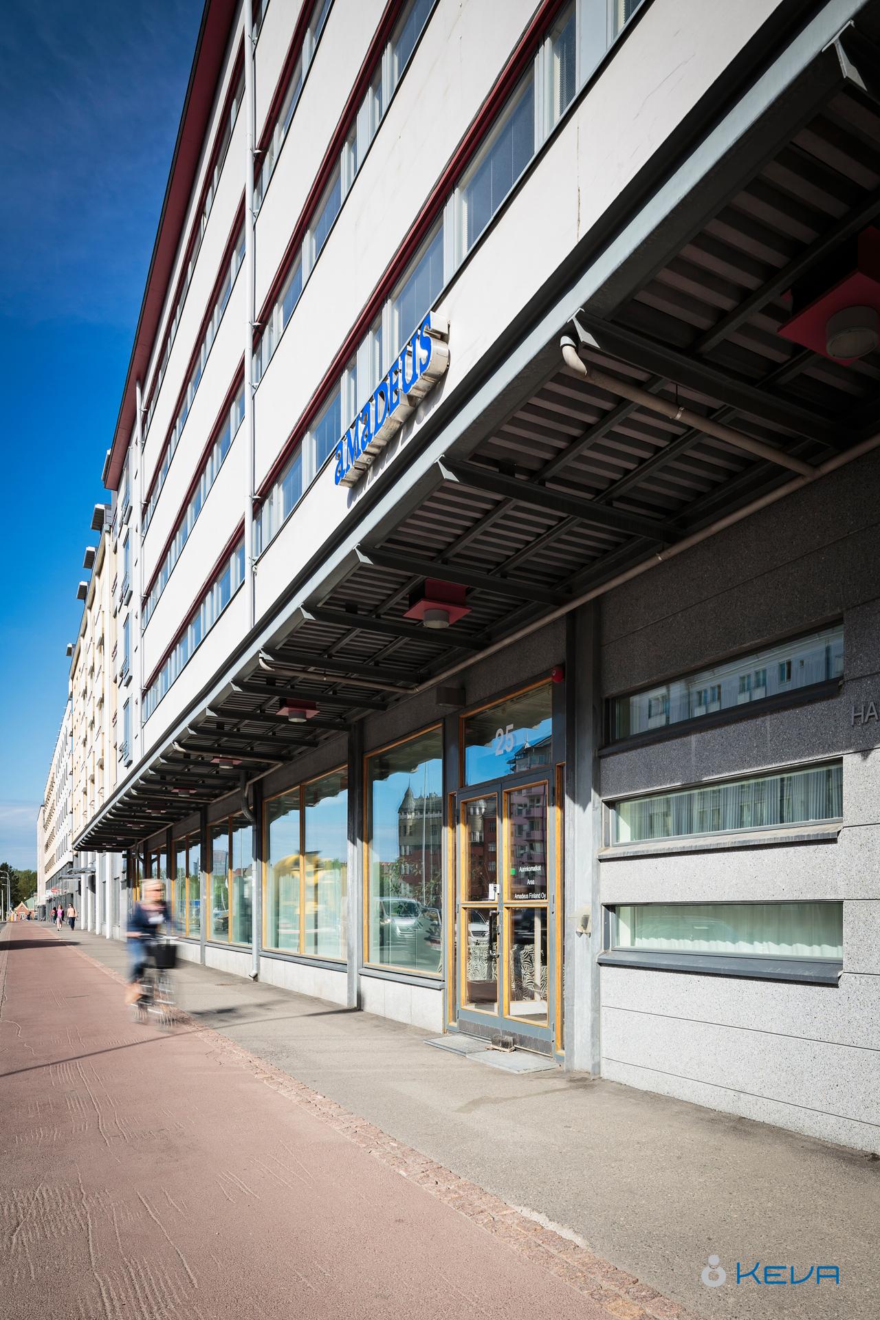 Pohjoinen Rautatienkatu 25, Etu-Töölö, Helsinki