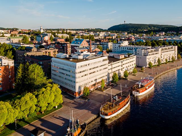 Kirkkokatu 1, Keskusta, Kuopio