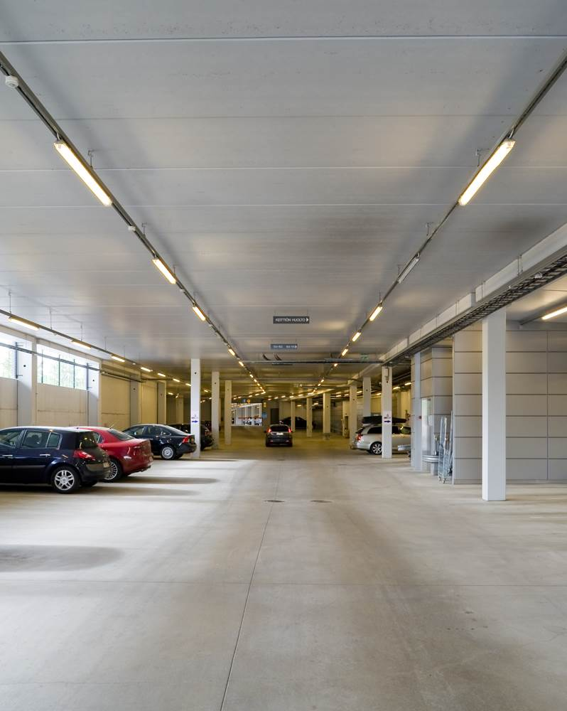Huopalahdentie 24, Munkkivuori, Helsinki