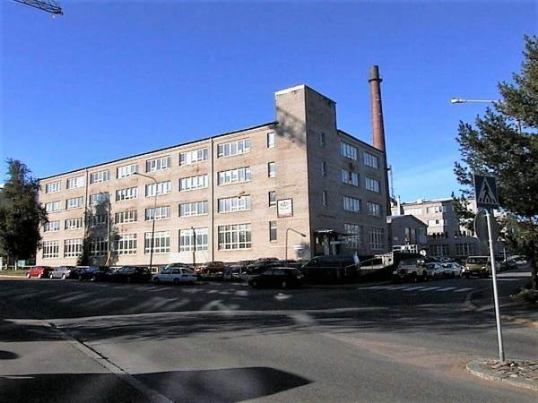 Kiviaidankatu 2 C, Lauttasaari, Helsinki