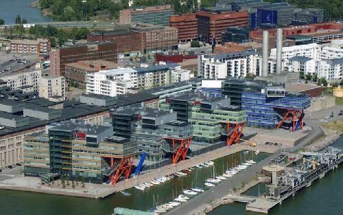 Tammasaarenkatu (pinta) 1-7, Ruoholahti, Helsinki