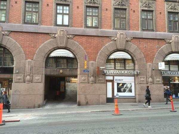 Fredrikinkatu 34 A-B, Kamppi, Helsinki