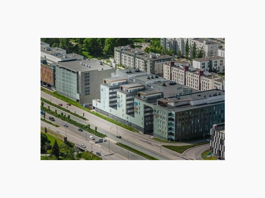 Bertel Jungin Aukio 3 D, Leppävaara, Espoo