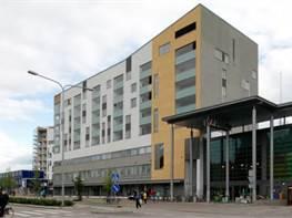 Toimitila, Vanhanlinnantie 3, Itäkeskus, Helsinki