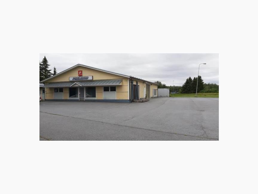Koskuankatu 4, Hein-Erkkilä, Huittinen