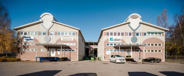 Koivuhaankuja 1, Koivuhaka, Vantaa