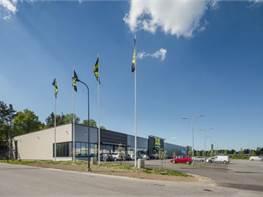 Toimitila, Myllärinkatu 10, Myllymäki, Lappeenranta