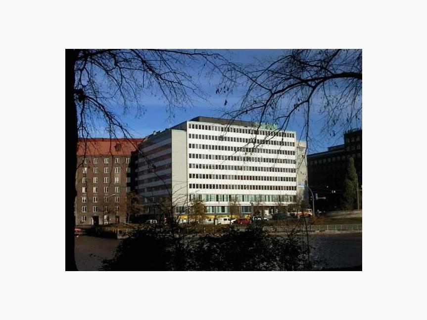 Pitkänsillanranta 3, Siltasaari, Helsinki