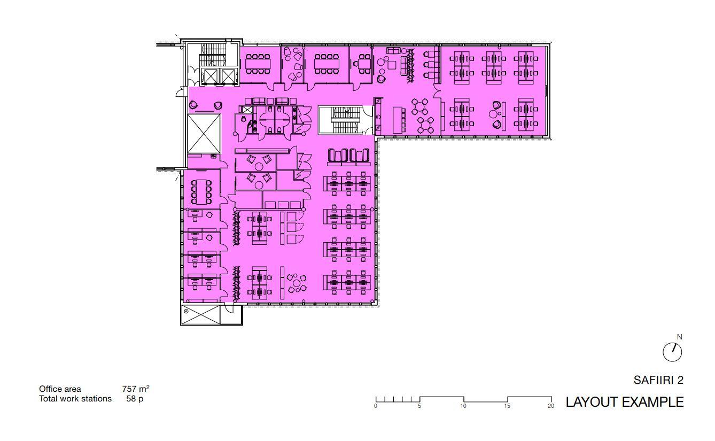 Kalustepohja 756,5 m2
