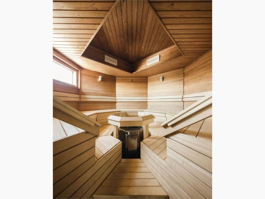 Karaportti 5 sauna