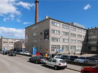 Toimitila, Kiviaidankatu 2, A-B porras, LAUTTASAARI,VATTUNIEMI, Helsinki