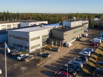 Toimitila, Palokankaantie 18, JYVÄSKYLÄ, Jyväskylä