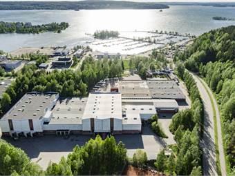 Toimitila, Haapalankatu 1, LAHTI, Lahti
