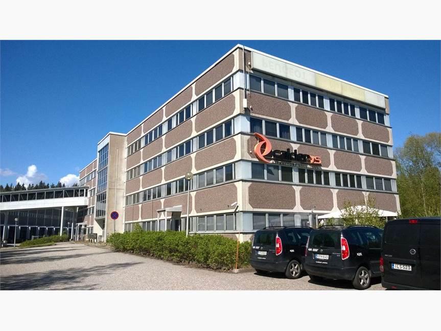 Tiilenpolttajankuja5,VantaaJulkisivu, _toimistorakennus
