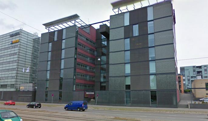 Paciuksenkatu 21, Pikku-Huopalahti, Helsinki