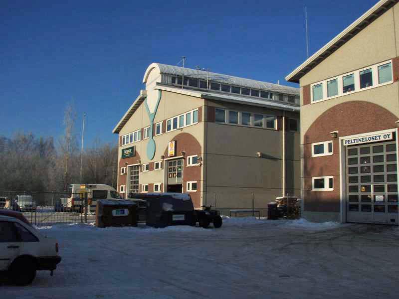 Koivuhaantie 1, Koivuhaka, Vantaa
