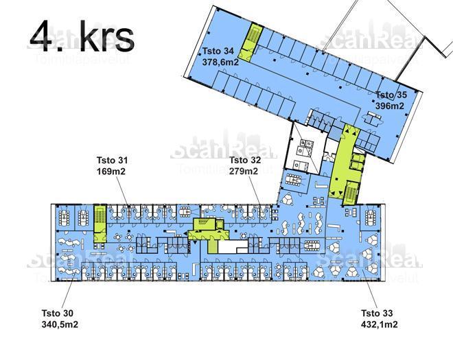 Planlösning Vantaankoskentie 14 Vantaankoski