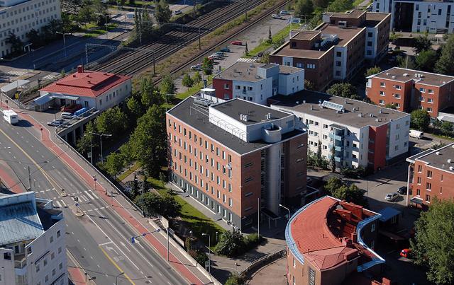 Toimitila, Malmin Kauppatie 12, Malmi, Helsinki
