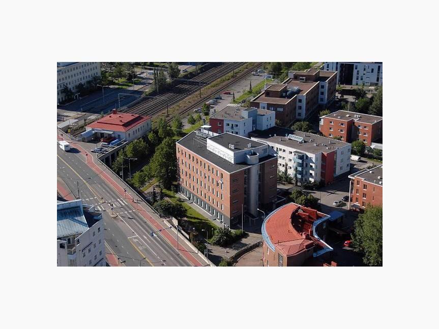 Malmin Kauppatie 12, Malmi, Helsinki