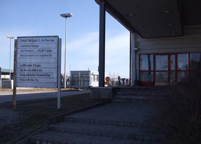 Rahtikuja 1, Lentoasema, Vantaa