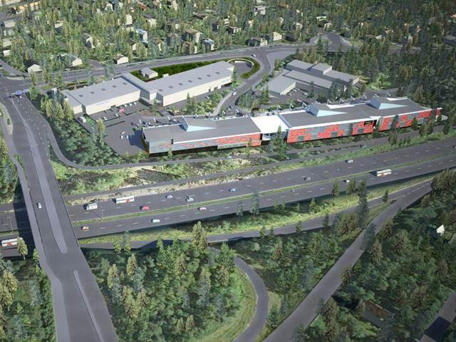 Sillankorva 1, Espoonlahti, Espoo