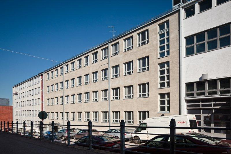 Lemuntie 7, Vallila, Helsinki