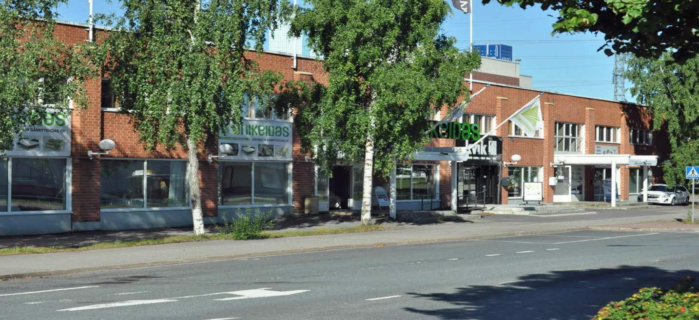 Riihitontuntie 4, Varisto, Vantaa
