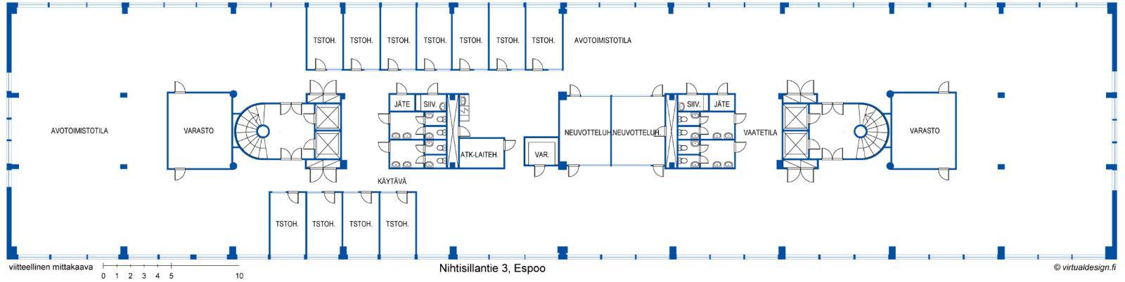 Nihtisillantie 3, Kilo, Espoo