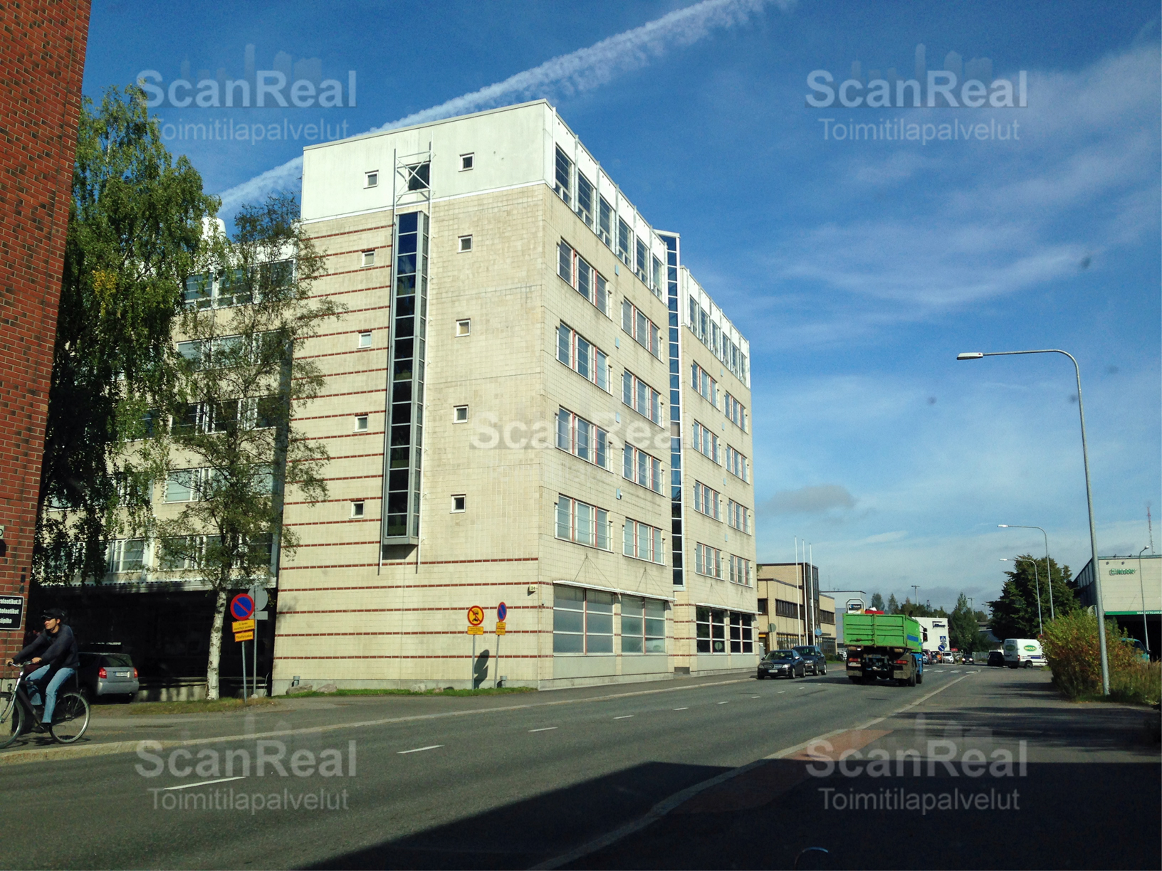 Sahaajankatu 24, Herttoniemi, Helsinki