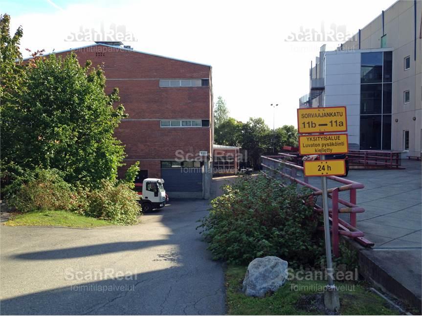 Sorvaajankatu 11 B, Herttoniemi, Helsinki
