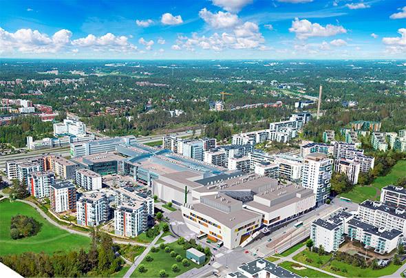 Suomenlahdentie 2, Matinkylä, Espoo