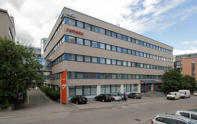 Kutomotie 16, Pitäjänmäki, Helsinki