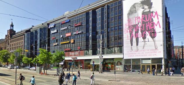 Mannerheimintie 16, Keskusta, Helsinki
