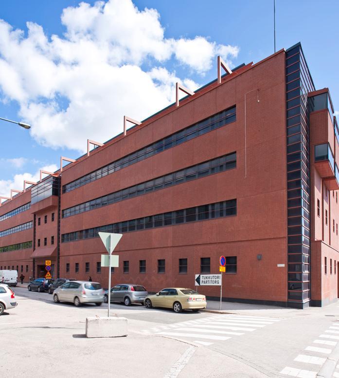 Sörnäistenkatu 1, Kalasatama, Helsinki