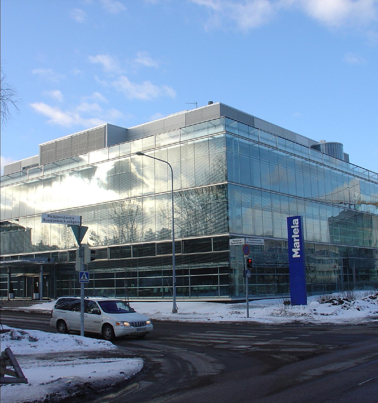 Takkatie 1, Pitäjänmäki, Helsinki
