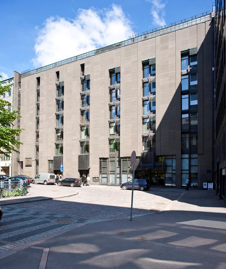 Paasivuorenkatu 3, Hakaniemi, Helsinki