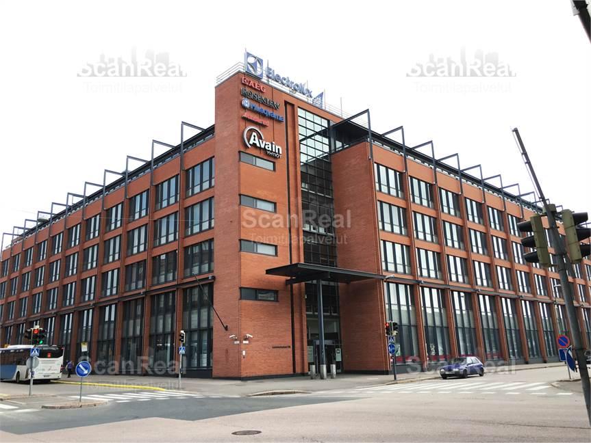 Työpajankatu 9, Kalasatama, Helsinki