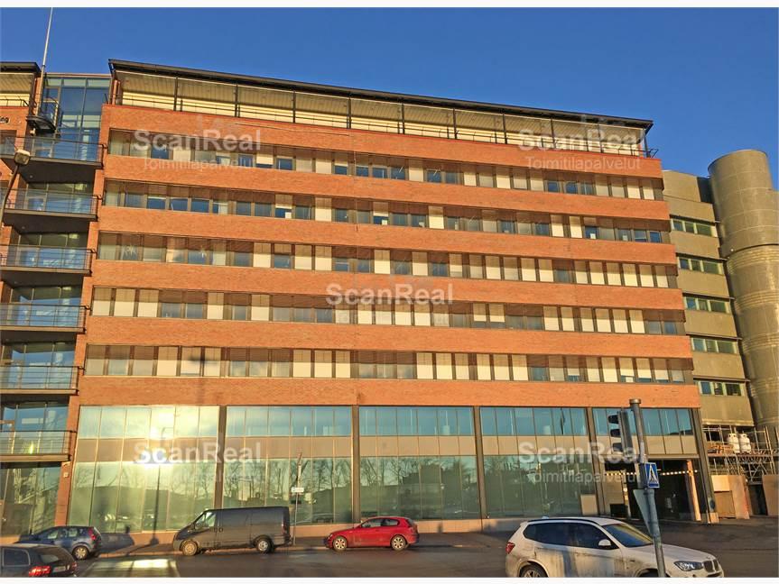 Lintulahdenkuja 10, Sörnäinen, Helsinki