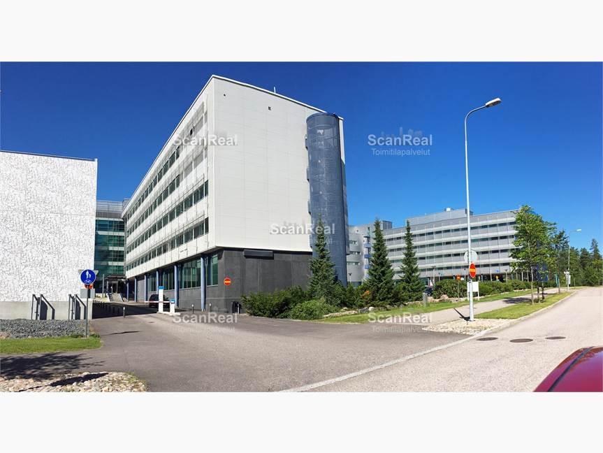 Teknobulevardi 3-5, Aviapolis, Vantaa