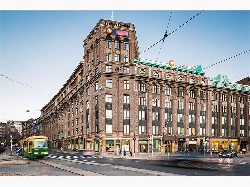 Kaisaniemenkatu 1, Keskusta, Helsinki