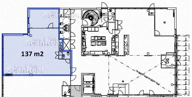 Planlösning Äyritie 16 Aviapolis